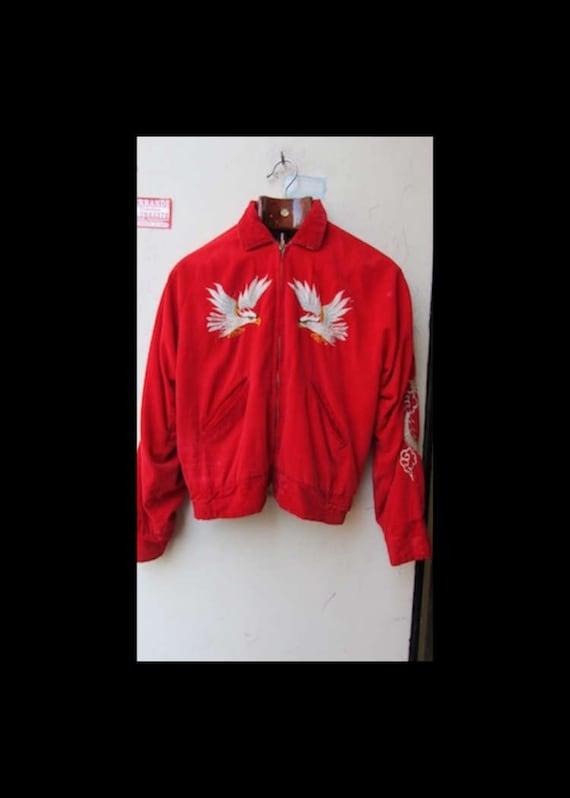 Rare souvenir jacket