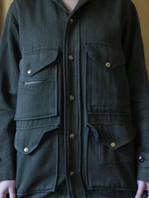 1950s hunting jacket