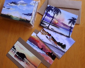 Assorted Mini Note Cards