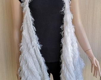 29c51902e Knitted vest, Hand knitted vest, Handmade Women's Sleeveless Sweater, Knit  Clothes, Knit women Sweater, Knitting Women Dress, Spring tops