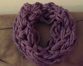 Arm Knit Cowl