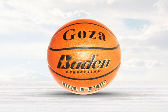 Customized Personalized Baden Perfection Indoor Basketball Gift