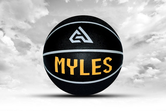 "Customized Personalized Basketball Nike Giannis All Court 29.5"" Basketball Gift"