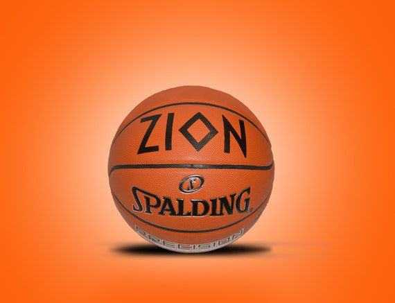 Customized Personalized Basketball Spalding Precision Indoor Official Gift
