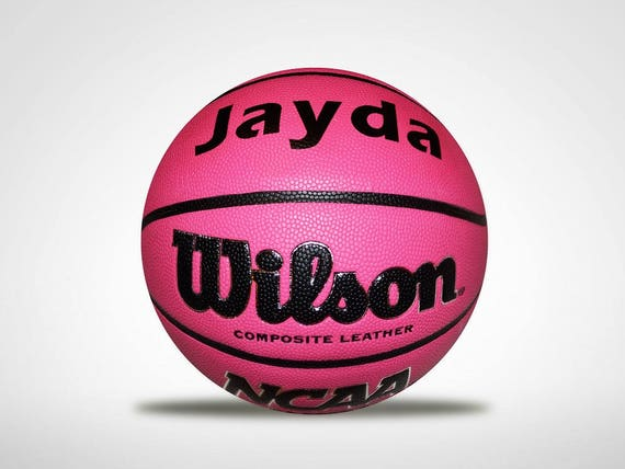 Customized Personalized Wilson NCAA Replica Indoor/Outdoor Size 28.5 Basketball