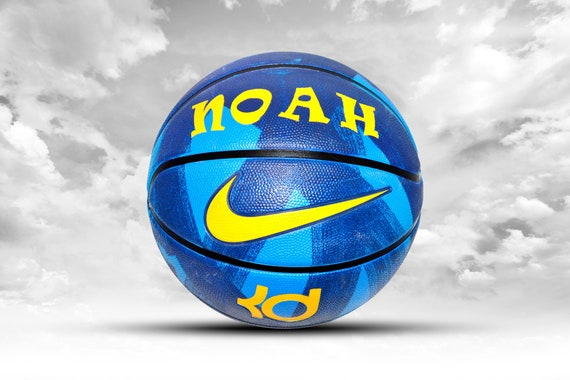 Customized Personalized Basketball Nike KD Official Size Gift
