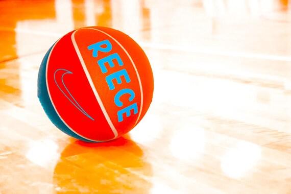 Customized Personalized Basketball Nike City Explorer Phoenix Basketball 29.5