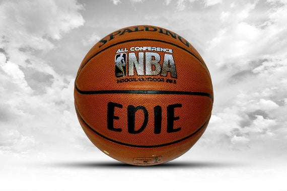 Customized Personalized Basketball Spalding Indoor/Outdoor All Conference