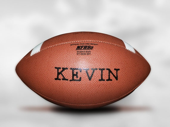Customized Personalized Football