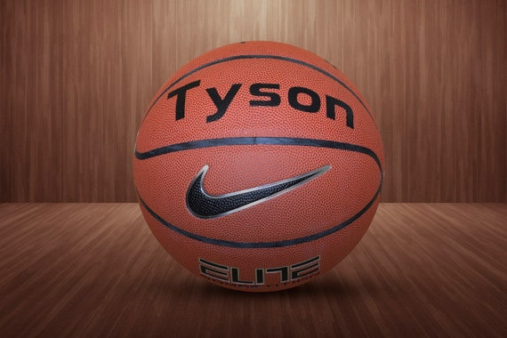 Customized Personalized Basketball Nike Elite Competition Indoor/Outdoor Official Size 29.5 Gift