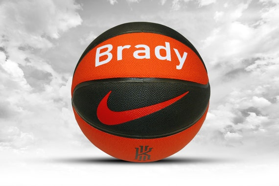 Customized Personalized Basketball Nike Kyrie Crossover Indoor/Outdoor Official Size 29.5 Gift