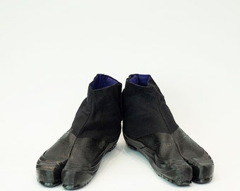 Japanese waterproof short boots.