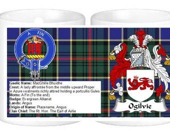 Don Scottish Clan Crest Lapel Pin Badge Gift