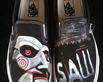 Shoes Saw The hand-painted puzzler - Jigsaw handpainted shoes