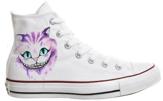 Scarpe Converse Alice in Wonderland