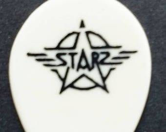 Starz ~ORD III Guitar Pick! Authentic Vintage 1979! Starz~Pastore Music Coliseum Rock Tour 1979! Orville Rhoads Davis III Signature Pick!