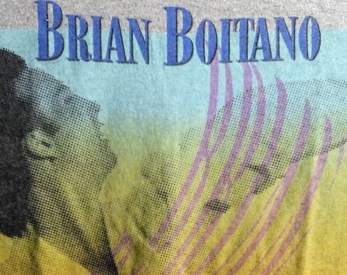 Brian Boitano Skating Tour T Shirt! Authentic Vintage 1991! Brian Boitano, Figure Skating Tour Shirt! Figure Skating Legend Olympian! Rare T