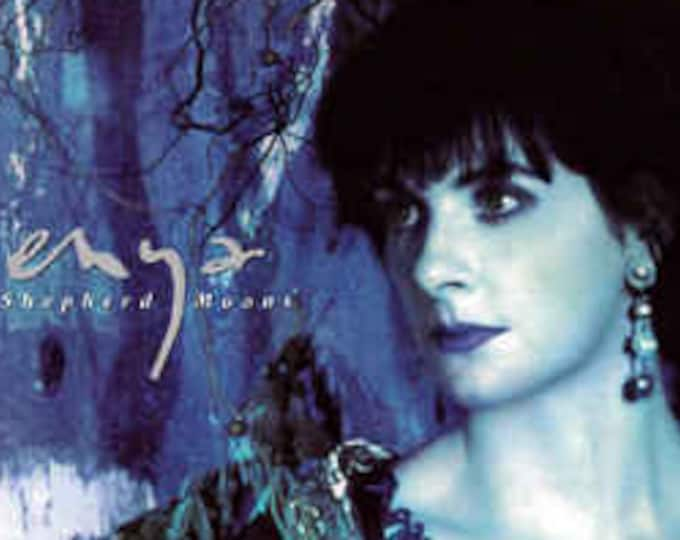 "Enya, CD, Special Pressing by Allied Record Co.,Specialty Records Pressing! Authentic Vintage 91! Enya ""Shepherd Moons"" Near Mint CD/Insert!"