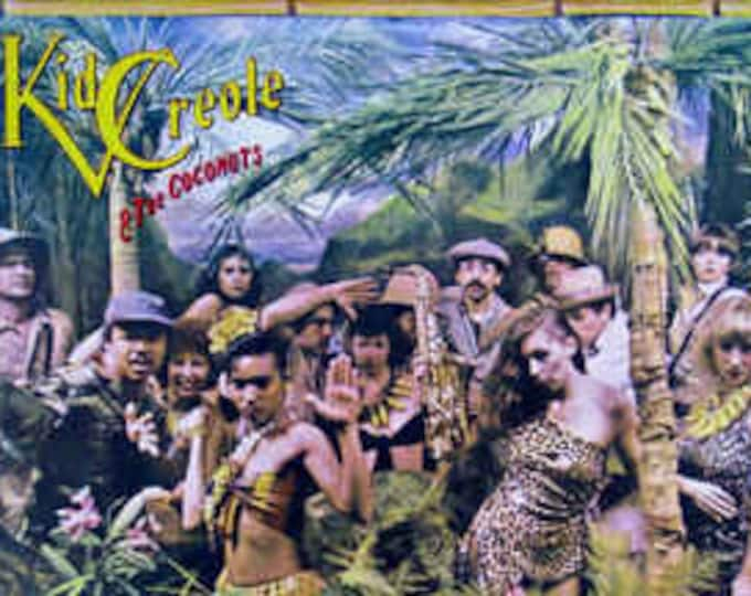 "Kid Creole & The Coconuts, Vinyl Record, Canadian Import! Authentic Vintage 1980! Kid Creole""Off The Coast Of Me"", August Darnell! Near Mint"