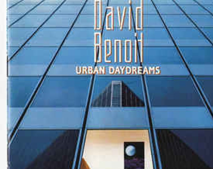 "David Benoit, CD, Swiss Import! Authentic Vintage 1989! David Benoit ""Urban Daydreams"", Contemporary Jazz Pianist! Switzerland Import! NM"