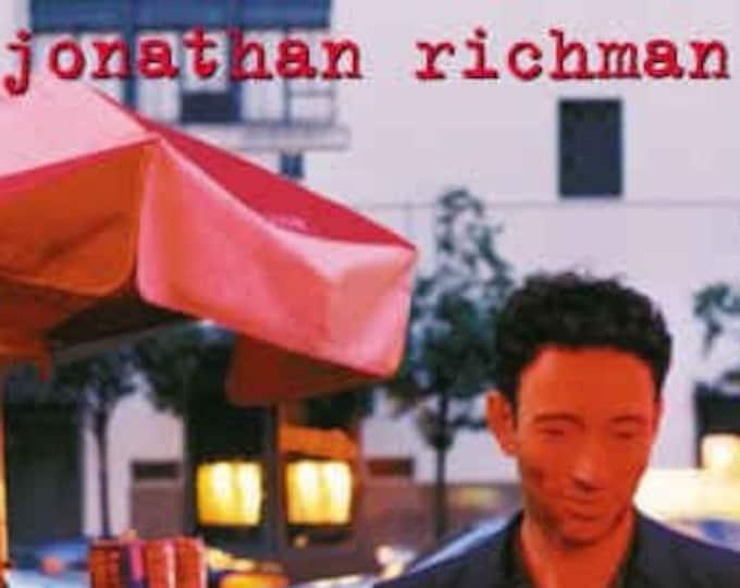 "Jonathan Richman CD, HDCD! Authentic Vintage 1998! Jonatahn Richman ""I'm So Confused"" CD Produced By Ric Ocasek! Alternative Folk Rock!"