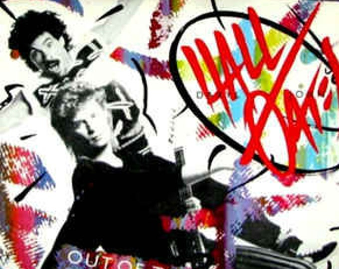 """Hall & Oates Record 7"""" Vinyl Single! Authentic Vintage 1984! Daryl Hall And John Oates, """"Out Of Touch"""", 7"""" Vinyl 45 RPM Single! Near Mint!"""
