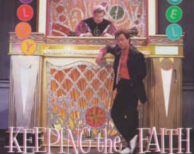 "Billy Joel, 7"" Vinyl Single, Styrene, Pitman Pressing! Authentic Vintage '84! Billy Joel, ""Keeping The Faith"", From The LP ""An Innocent Man"""