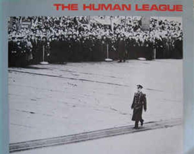 """The Human League Vinyl 12"""" & Limited Edition Flexidisc RARE! Authentic Vintage  1979! The Human League ~ The Dignity Of Labour Parts 1-4 NM"""
