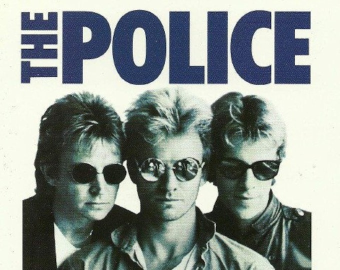 The Police CD Canadian Import! Authentic Vintage 1992!The Police Greatest Hits! A&M Records 540 0302! Sting! Andy Summers! Stewart Copeland!