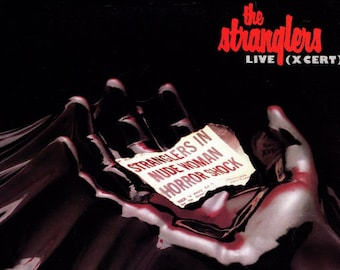 The Stranglers UK Import LP! Authentic Vintage 1979! The Stranglers ~ Live (X Certified) United Artists UAG 30224 Near Mint