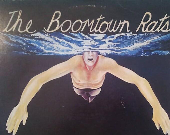 The Boomtown Rats ~ Vinyl LP US Version! Authentic Vintage 1979! Boomtown Rats ~ The Fine Art Of Surfacing! Columbia JC36248 Near Mint Vinyl