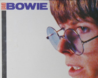 """David Bowie, Vinyl Record Album, Canadian Import! Authentic Vintage 84! """"Love You Till Tuesday""""! Original Factory Shrink-Wrapped! RARE MINT!"""