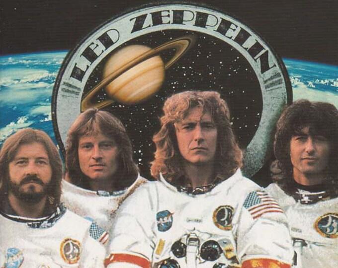 Led Zeppelin CD Canadian Import! Authentic Vintage 2000! Led Zeppelin ~ Latter Days: Best Of Volume 2! Enhanced CD Atlantic CD 83278