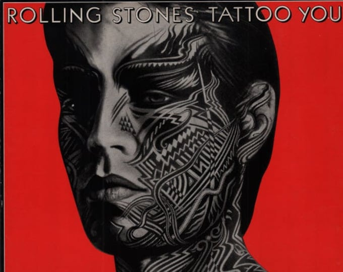 """Featured listing image: The Rolling Stones, Vinyl Record Album, 1st Press, Specialty Records! Authentic Vintage 1981! The Stones, """"Tattoo You""""! Mint, UNPLAYED Cond."""
