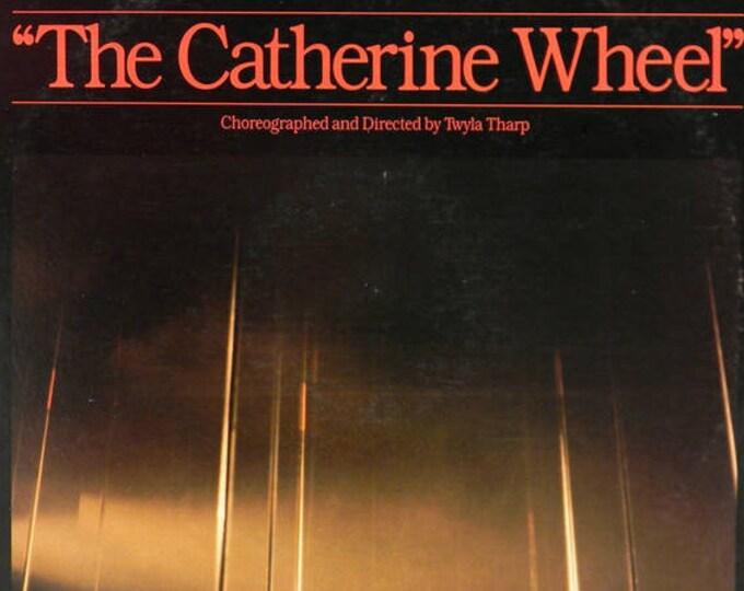 David Byrne / Twyla Tharp~ The Catherine Wheel Vinyl LP!Authentic Vintage'81! David Byrne~The Catherine Wheel SRK 3645 Near Mint Vinyl!