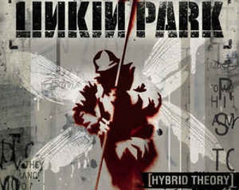 Linkin Park CD Canadian Import! Authentic Vintage 2000! Linkin Park Hybrid Theory WB Records CDW 47755 Chester Bennington Mike Shinoda!