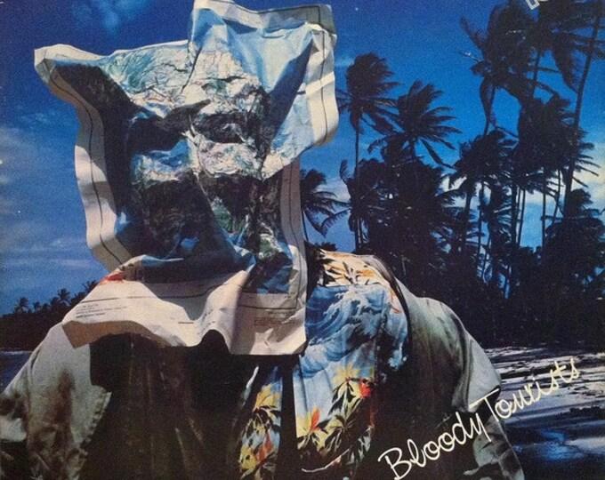 10cc Vinyl LP UK Import! Authentic Vintage 1978! 10cc ~ Bloddy Tourists Mercury Records 9102 503 Near Mint Vinyl