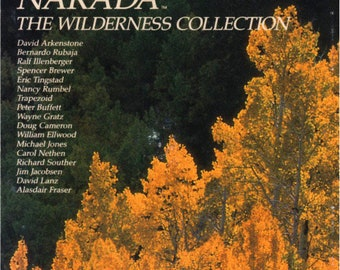 "Narada Ambient, New Age,CD, Collection Series! Authentic Vintage 1990! Narada, ""The Wilderness Collection"", Smooth Jazz, New Age, Ambient!NM"