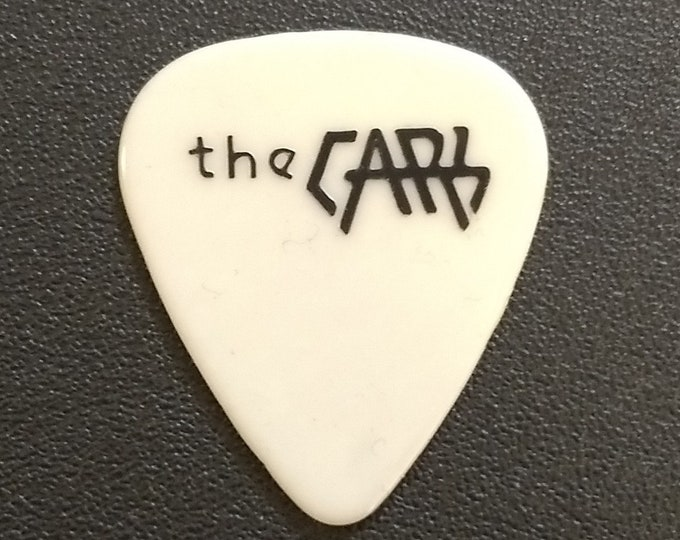 "The Cars Ric Ocasek Guitar Pick! Authentic Vintage 1979! Ric Ocasek On Stage Used Guitar Pick ""Candy -O Tour"" 10 October,'79 Buffalo Mem Aud"