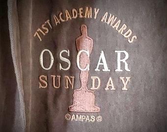 Academy Awards, Jacket, Weatherproof, Broadcast Crew! Authentic Vintage 1999! Academy Awards, Weatherproof Jacket, Rare Hollywood Exclusive!