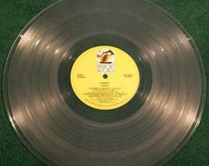 Synergy Clear Vinyl LP! Authentic Vintage 1978! Synergy ~ Cords Passport Records PB 6000 Unplayed