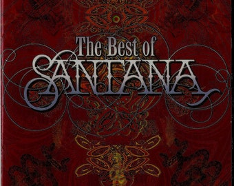 Santana CD Canadian Import! Authentic Vintage 1998! Santana ~ The Best Of Santana Columbia Records CK 65561  Remastered! Near Mint Condition