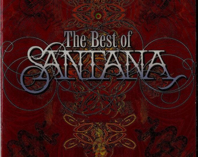 Santana CD Canadian Import! Authentic Vintage 1998! Santana ~ The Best Of Santana Columbia Records CK 65561  Remastered! Near Mint Condition