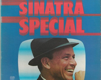Frank Sinatra 2X Vinyl LPs Gatefold Sleeve! Authentic Vintage 1973! Frank Sinatra~Sinatra Special! Capitol Records SPCB 3492! Near Mint!