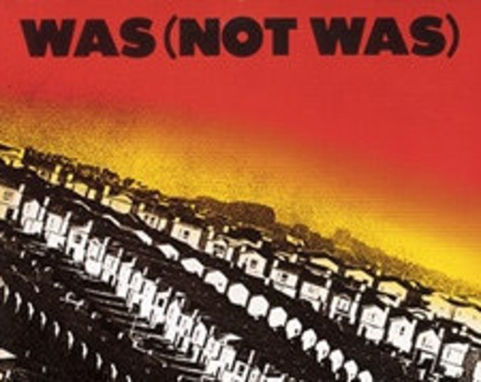 Was (Not Was) Vinyl LP! Authentic Vintage 1981! Was (Not Was) ~ Self Titled Island Records ILPS 9666