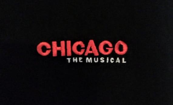 Chicago, The Musical, Golf Shirt 100% Cotton Pique