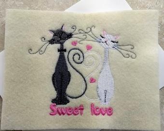 Valentine Day Cards - Sweet Love