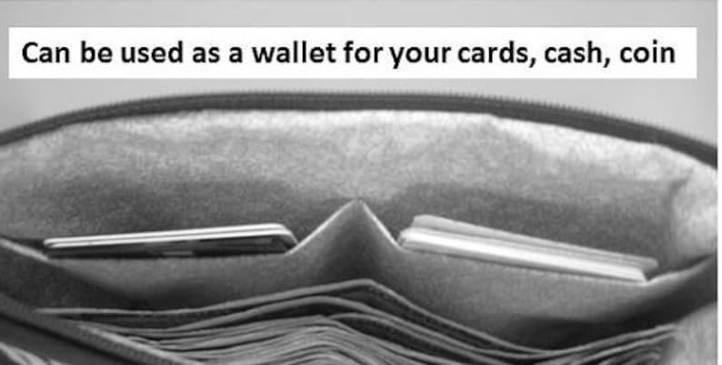 New York Jets Wallet Wristlet Pouch