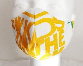 Facie Logo NKOTB Maske