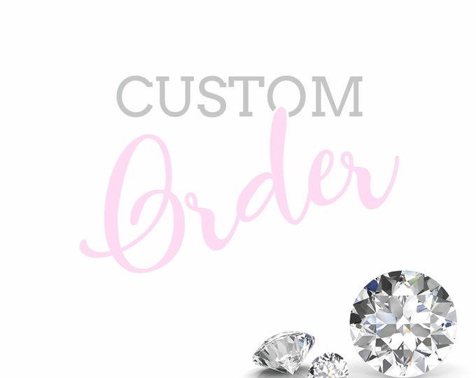 Custom Order - Spezialanfertigung